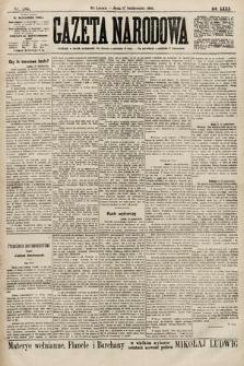 Gazeta Narodowa. 1900, nr287