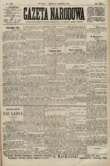 Gazeta Narodowa. 1900, nr291