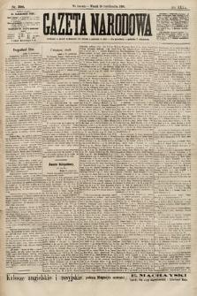 Gazeta Narodowa. 1900, nr300