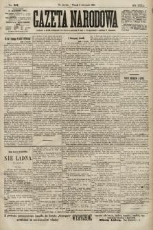 Gazeta Narodowa. 1900, nr307