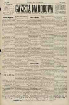 Gazeta Narodowa. 1900, nr310