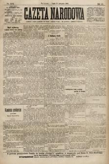 Gazeta Narodowa. 1900, nr317