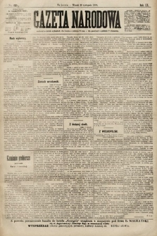 Gazeta Narodowa. 1900, nr321