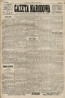 Gazeta Narodowa. 1900, nr324