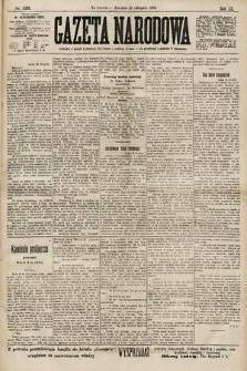 Gazeta Narodowa. 1900, nr326