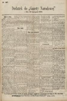 Gazeta Narodowa. 1900, nr327