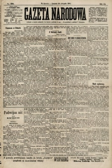 Gazeta Narodowa. 1900, nr330