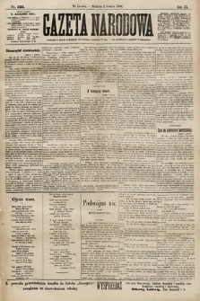 Gazeta Narodowa. 1900, nr333