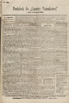 Gazeta Narodowa. 1900, nr334