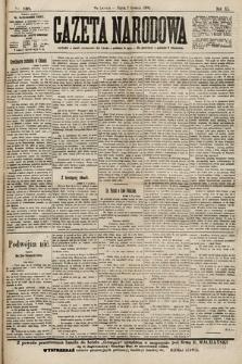 Gazeta Narodowa. 1900, nr338
