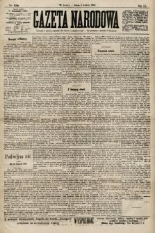 Gazeta Narodowa. 1900, nr339