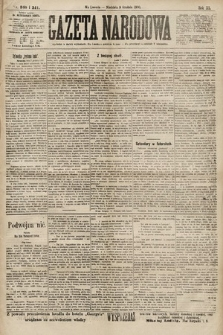 Gazeta Narodowa. 1900, nr340 i341