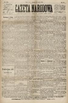 Gazeta Narodowa. 1900, nr351