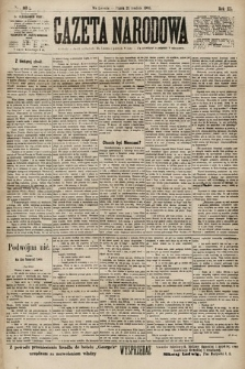 Gazeta Narodowa. 1900, nr352