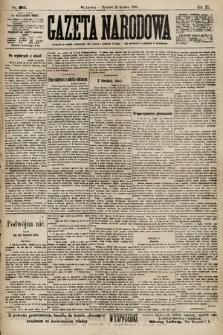 Gazeta Narodowa. 1900, nr354