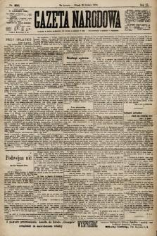 Gazeta Narodowa. 1900, nr356