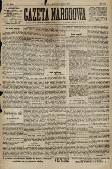 Gazeta Narodowa. 1900, nr360