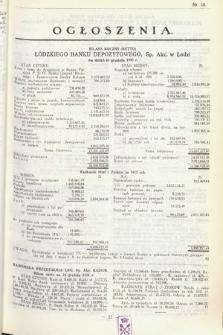Ogłoszenia [dodatek do Dziennika Urzędowego Ministerstwa Skarbu]. 1936, nr10