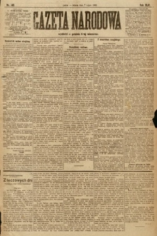 Gazeta Narodowa. 1906, nr148