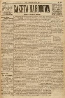 Gazeta Narodowa. 1906, nr160