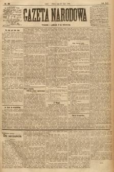 Gazeta Narodowa. 1906, nr166