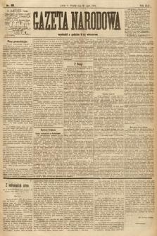 Gazeta Narodowa. 1906, nr168