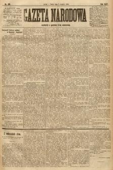 Gazeta Narodowa. 1906, nr169