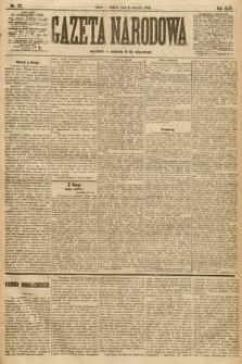 Gazeta Narodowa. 1906, nr172