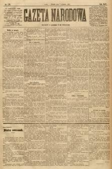 Gazeta Narodowa. 1906, nr174