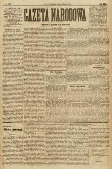 Gazeta Narodowa. 1906, nr176