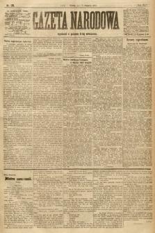 Gazeta Narodowa. 1906, nr178