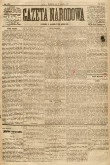Gazeta Narodowa. 1906, nr179