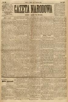 Gazeta Narodowa. 1906, nr182
