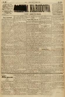 Gazeta Narodowa. 1906, nr183