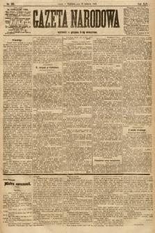 Gazeta Narodowa. 1906, nr184