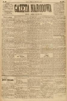 Gazeta Narodowa. 1906, nr188
