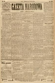Gazeta Narodowa. 1906, nr196