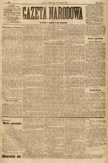 Gazeta Narodowa. 1906, nr203
