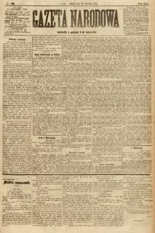 Gazeta Narodowa. 1906, nr205
