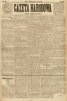 Gazeta Narodowa. 1906, nr207