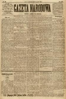 Gazeta Narodowa. 1906, nr210