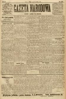 Gazeta Narodowa. 1906, nr211