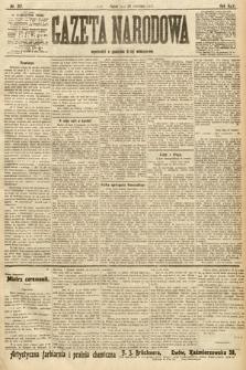Gazeta Narodowa. 1906, nr217