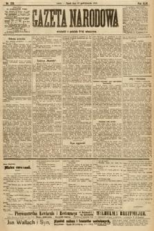 Gazeta Narodowa. 1906, nr228