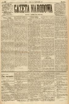 Gazeta Narodowa. 1906, nr232