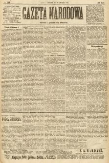 Gazeta Narodowa. 1906, nr250