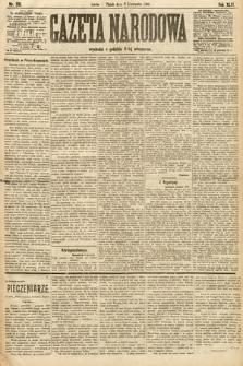 Gazeta Narodowa. 1906, nr251