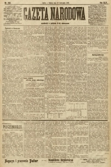 Gazeta Narodowa. 1906, nr252