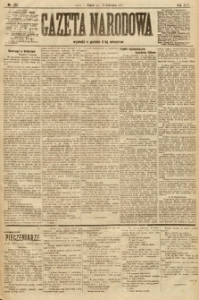 Gazeta Narodowa. 1906, nr257
