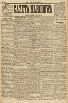 Gazeta Narodowa. 1906, nr263